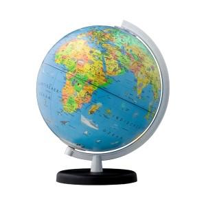 Welt Globus - Columbus Kinder-Leuchtglobus TERRA, D mit Begleitheft