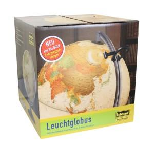 Leuchtglobus – Praktisches Schmuckstück