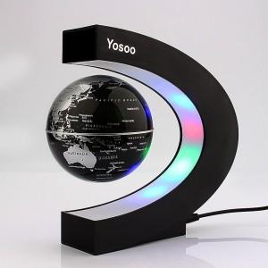 Mini Globus - Yosoo Magnetische Kugeln Business Geschenke Geburtstag Geschenke Wohnkultur Büro Dekoration