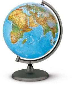 Globus beleuchtet - Globus mit Beleuchtung