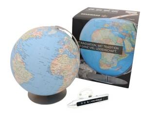 Interaktiver Globus - ,,Expedition Erde'' von Columbus Verlag