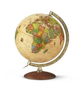 Globus kaufen - Antikdesign-Leuchtglobus