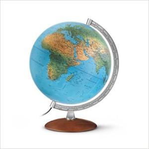 Globus beleuchtet - Leuchtglobus 30cm
