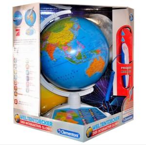 Interaktiver Globus - Galileo von Clementoni